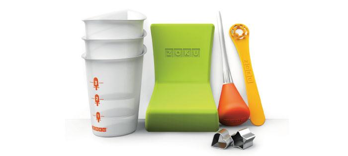 ZOKU|快速製冰棒工具組