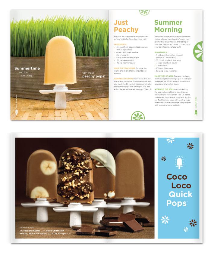 ZOKU|製冰棒食譜 (英文版)