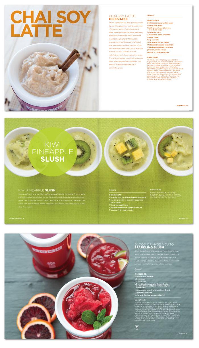 ZOKU|製冰沙食譜(英文版)