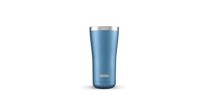 ZOKU|車用真空不鏽鋼保溫杯(600ml) - 星空藍