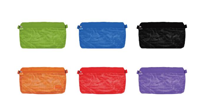 Lapoché|防潑水收納包(小)-紫色