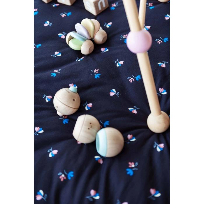 Play & Go 玩具整理袋-花花世界 (柔棉系列)