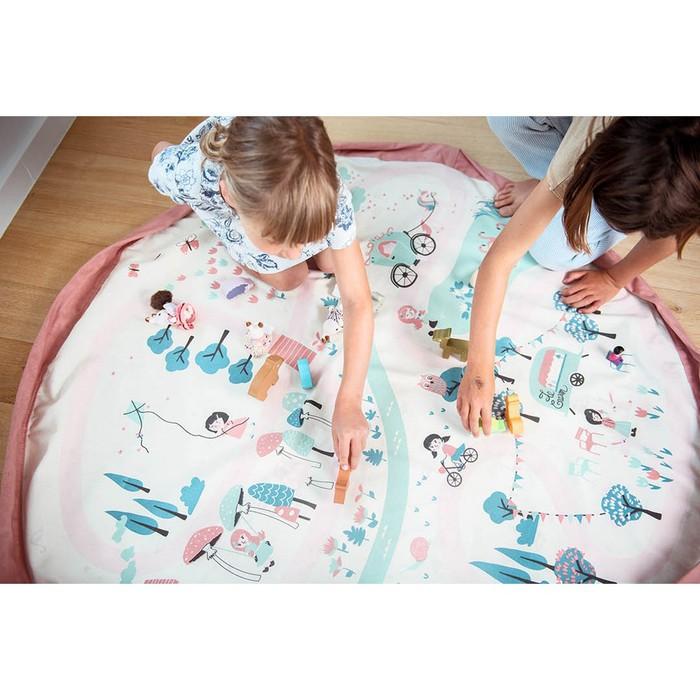 Play & Go|玩具整理袋-公園散步時光