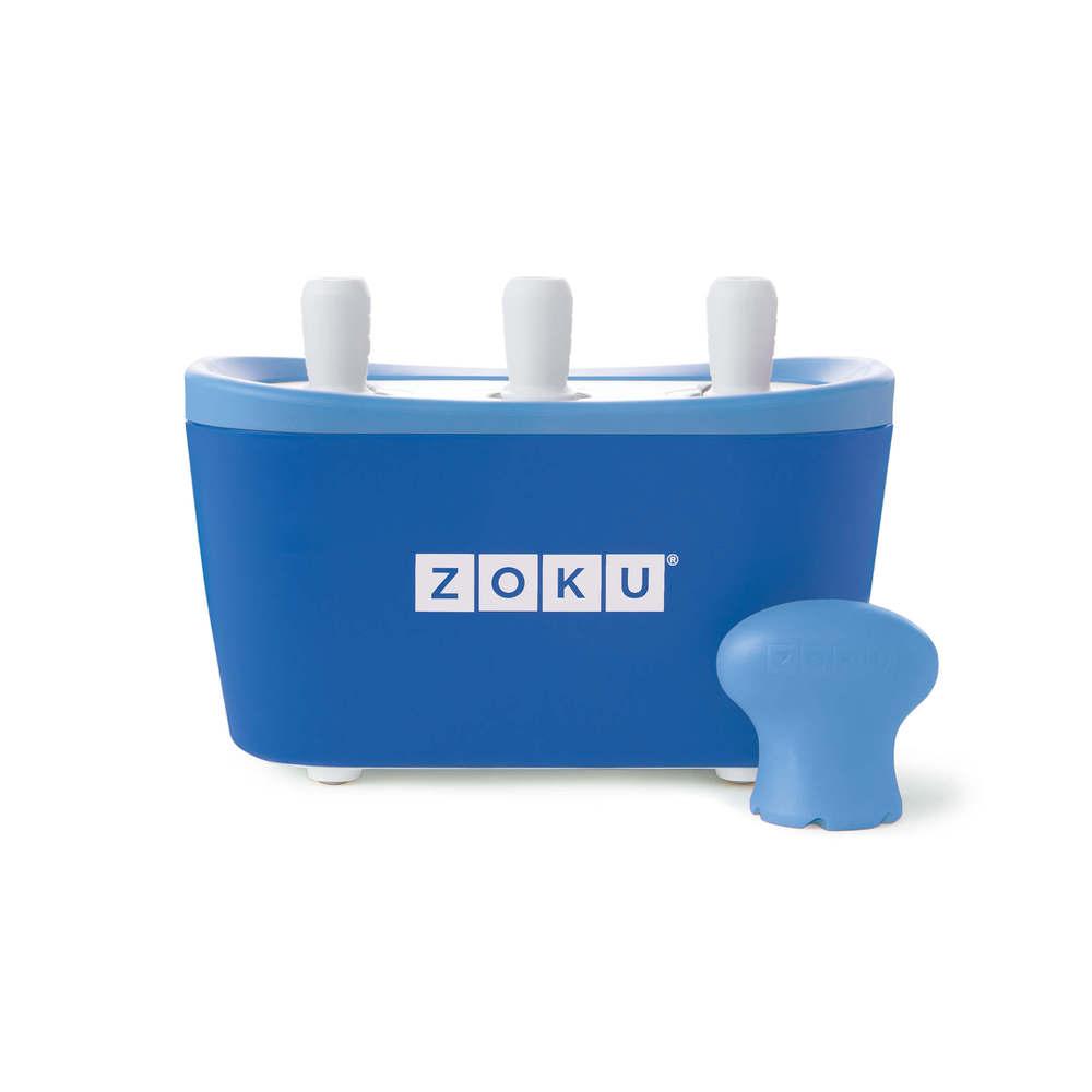 ZOKU|快速製冰棒機(三支裝) - 藍色