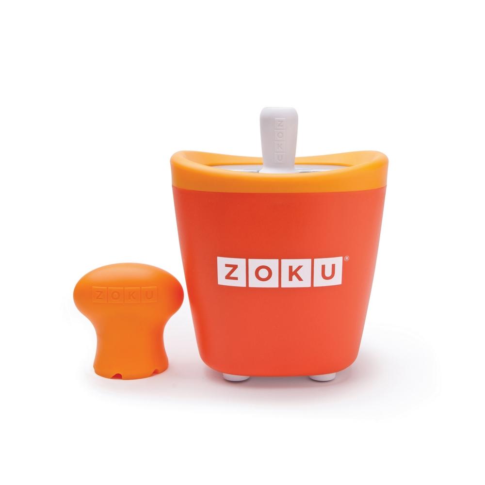 ZOKU 快速製冰棒機(單支裝) - 橘色