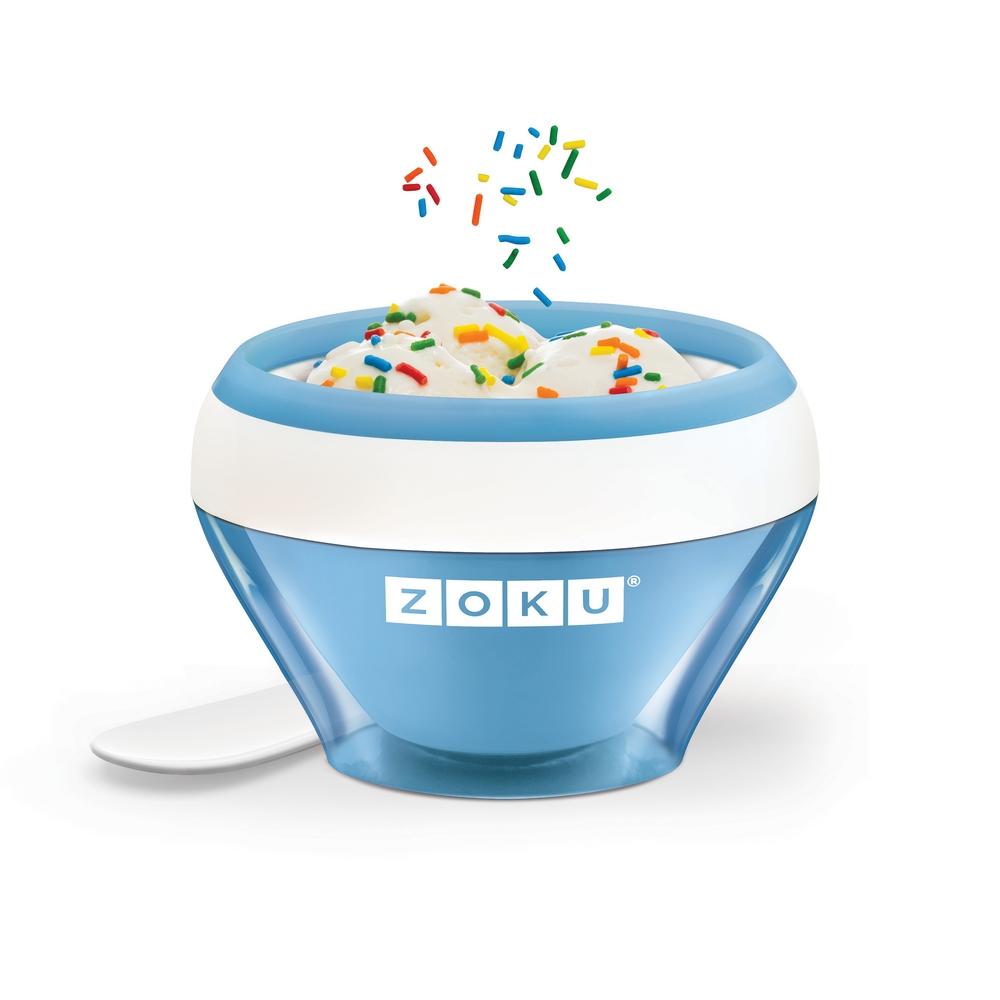 ZOKU|快速製冰淇淋機 - 藍色
