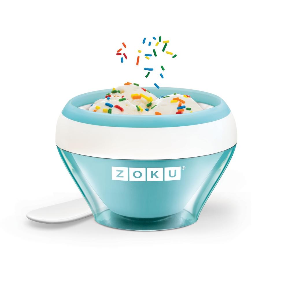 ZOKU|快速製冰淇淋機 - 淺藍色