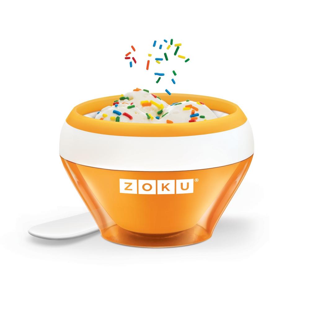 ZOKU|快速製冰淇淋機 - 橘色
