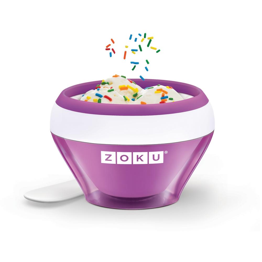 ZOKU|快速製冰淇淋機 - 紫色