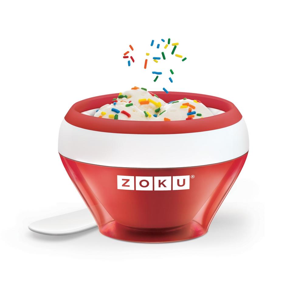 ZOKU 快速製冰淇淋機 - 紅色