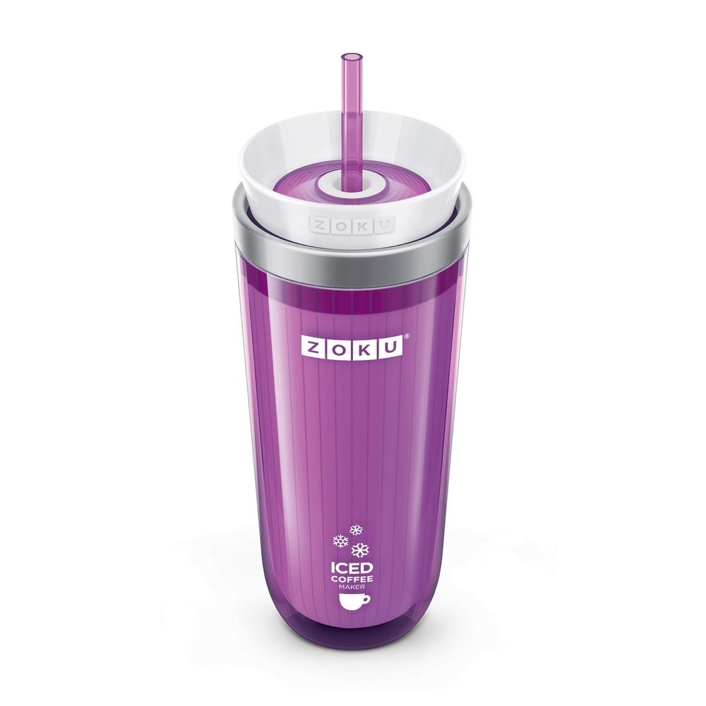 ZOKU 快速冰飲杯-紫色