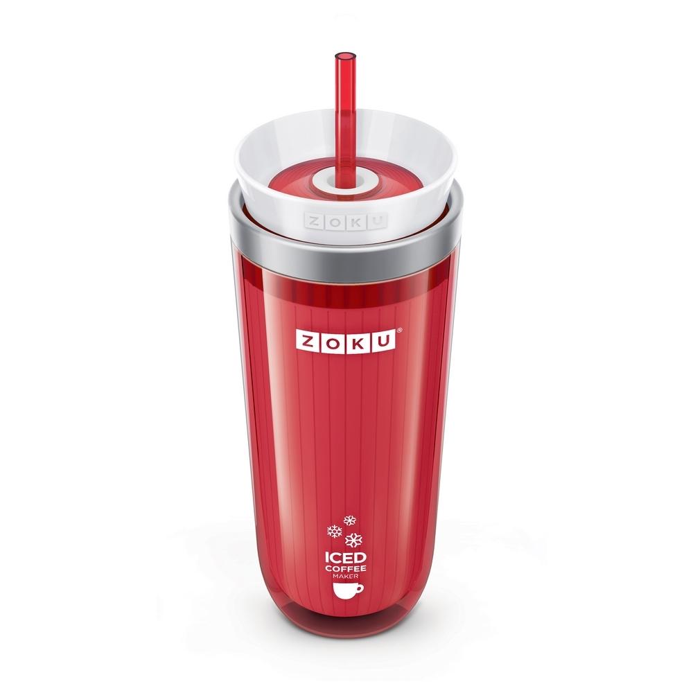 ZOKU|快速冰飲杯-紅色