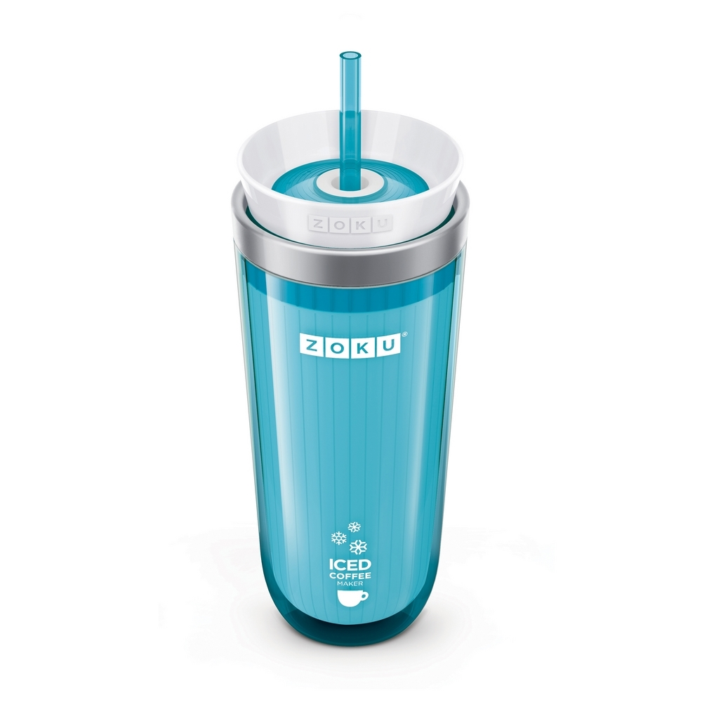 ZOKU 快速冰飲杯-淺藍色