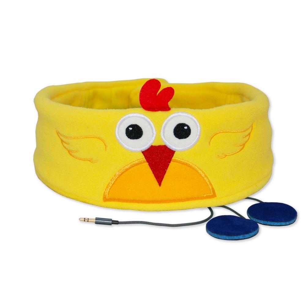 Snuggly Rascals|趣味造型耳機-活力雞