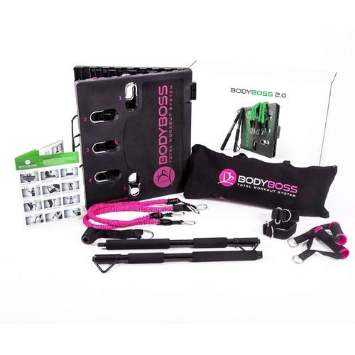 Body Boss|行動健身房 2.0 -粉紅色
