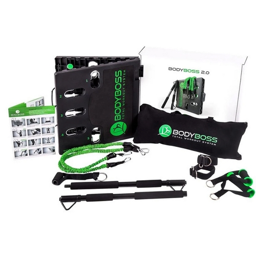 Body Boss 行動健身房2.0 -綠色