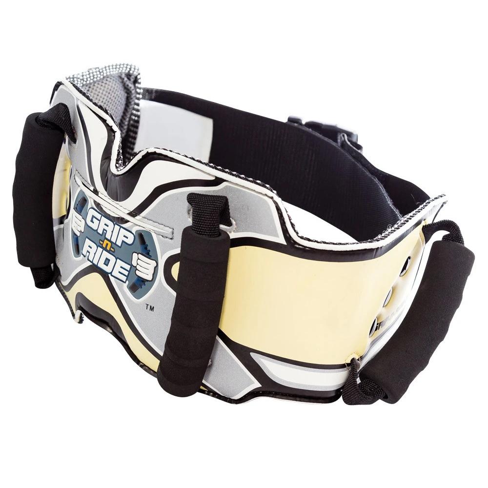 Gladbelt|重機輔助腰帶-運動風格款 沙白色