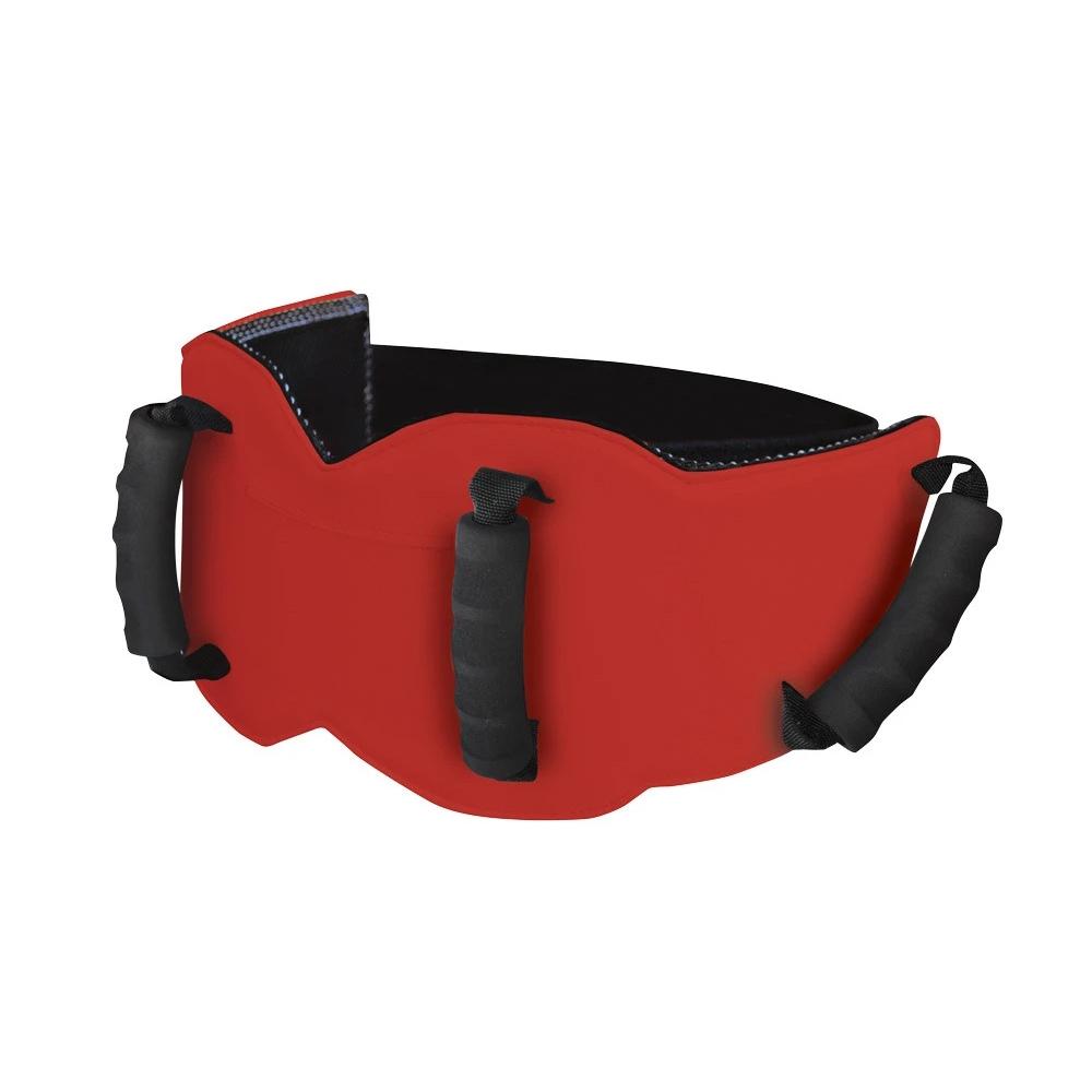 Gladbelt 重機輔助腰帶-單色個性款 紅色