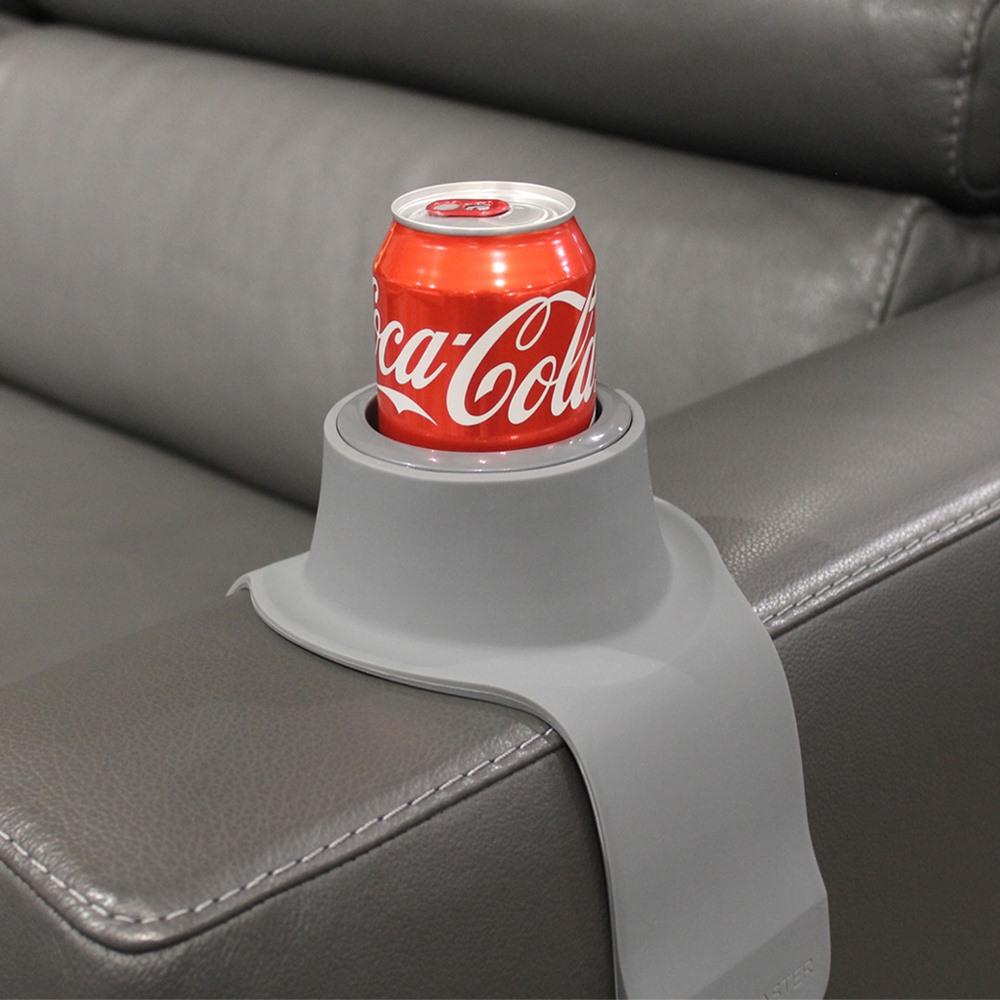 CouchCoaster 沙發防倒杯架-灰色