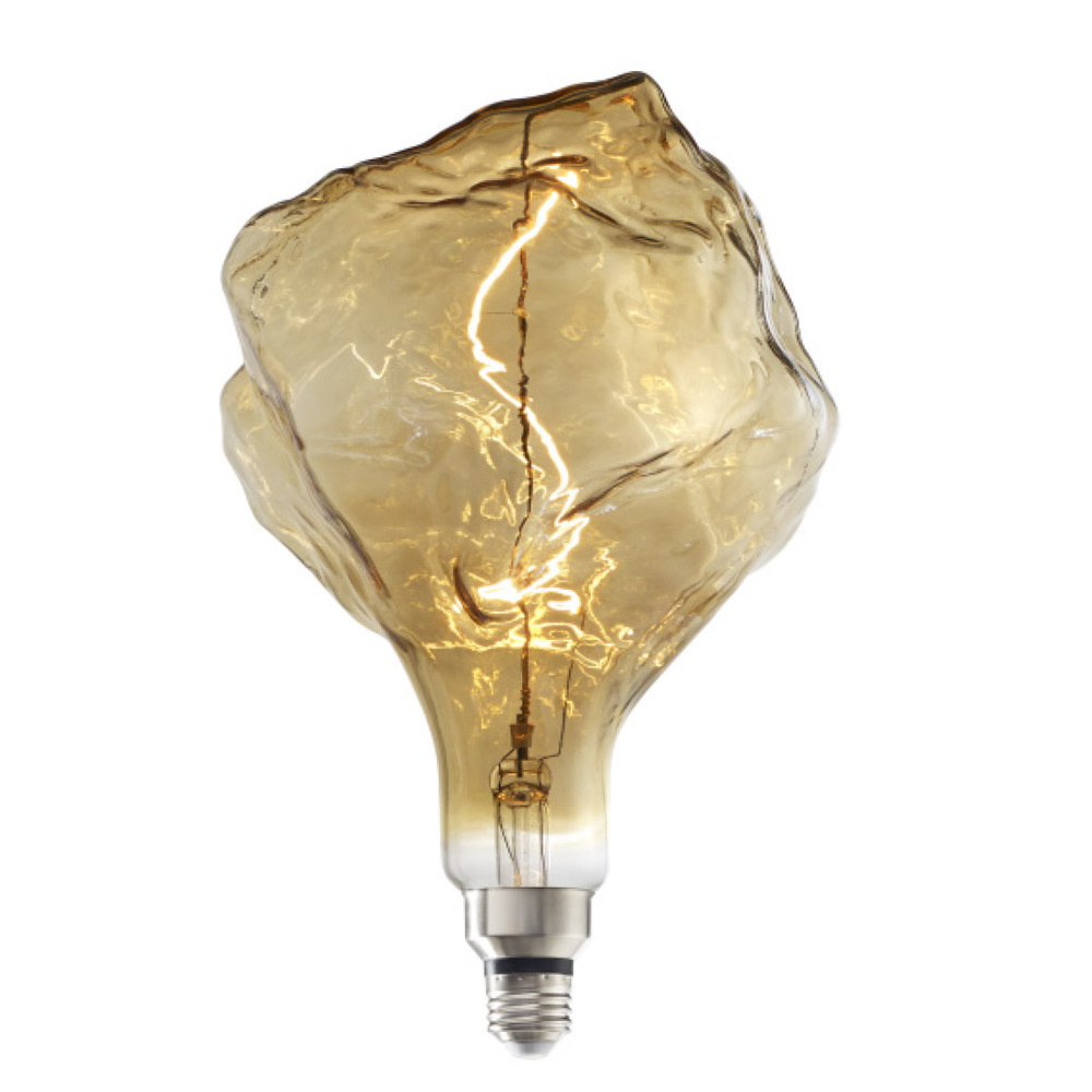 WeBulb |小冰川噴金 LED燈泡