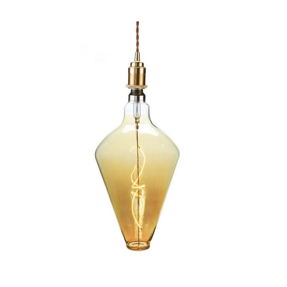 WeBulb |花瓶噴金 LED燈泡
