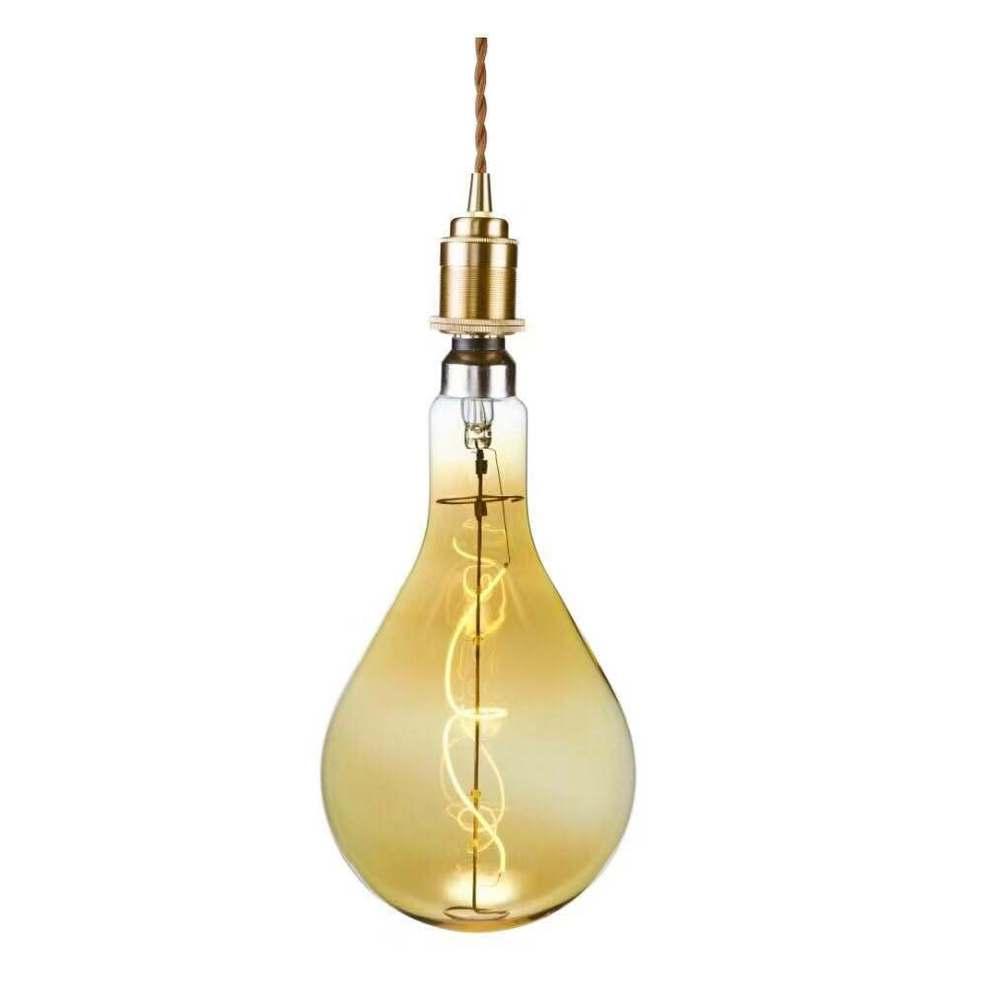 WeBulb |PS52噴金 LED燈泡