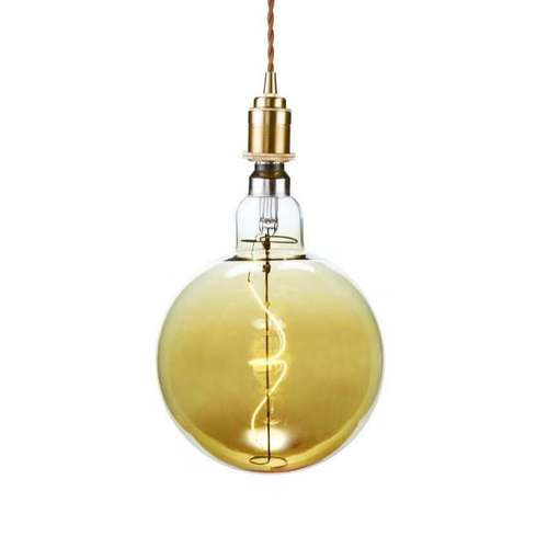 WeBulb  G63噴金 LED燈泡