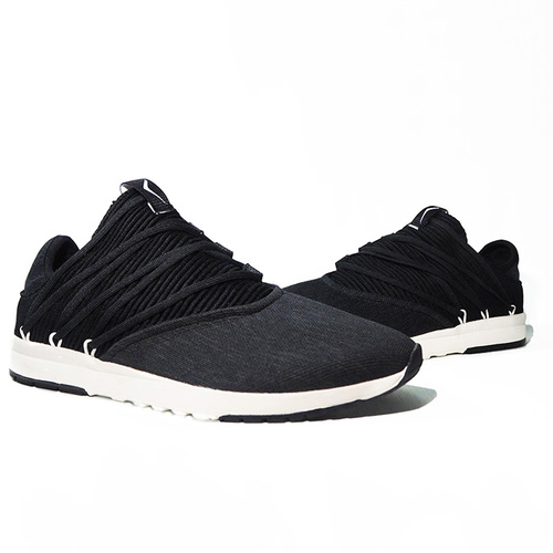 NEXTLLEN 4in1 百變折折鞋-影子黑 Shadow Black