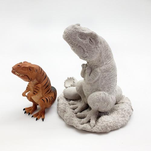 Animal Life|擴香石 恐龍 [朝隈俊男完全監修]