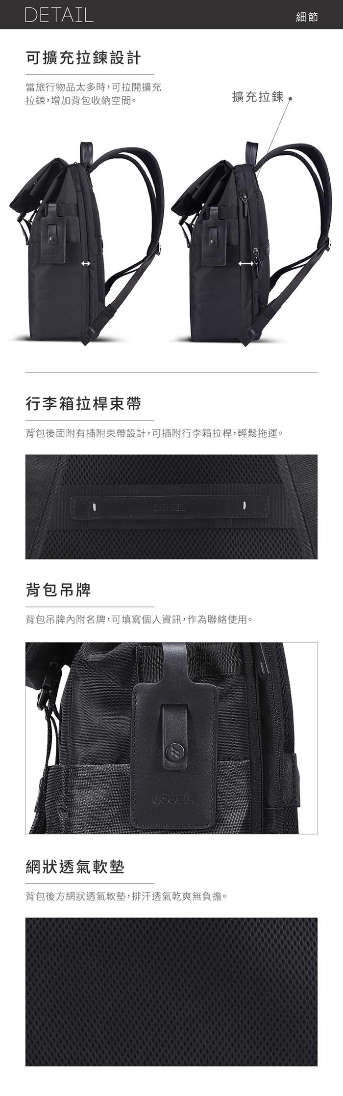 (複製)LOJEL|VOJA  PP框架扣鎖行李箱 26吋 (藍色)