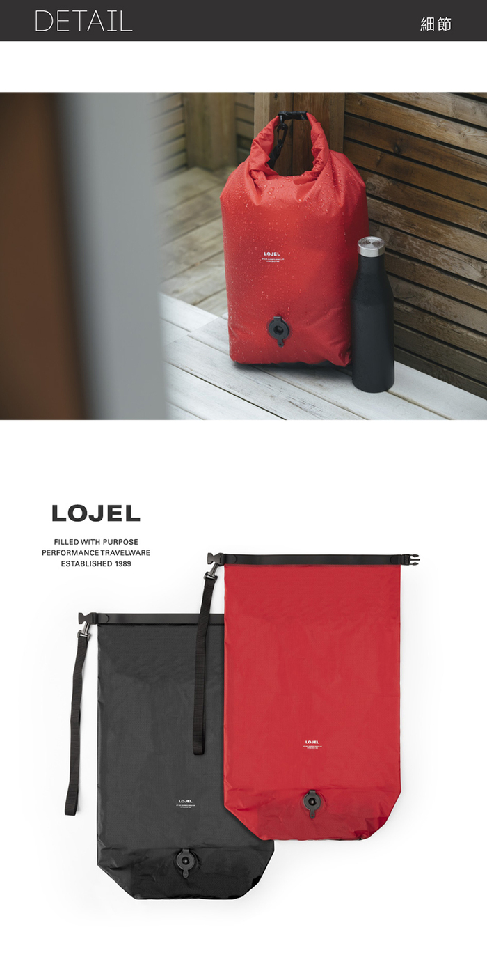 (複製)LOJEL Comfort Pillow 舒適頸枕 (深灰色)