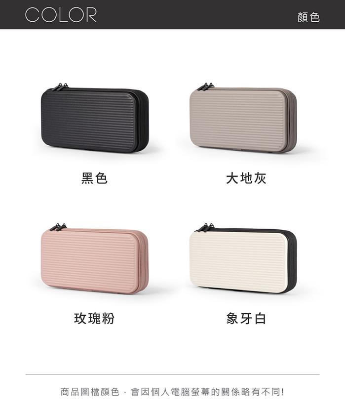 (複製)LOJEL|Toiletry Case 軟殼盥洗包(黑色)