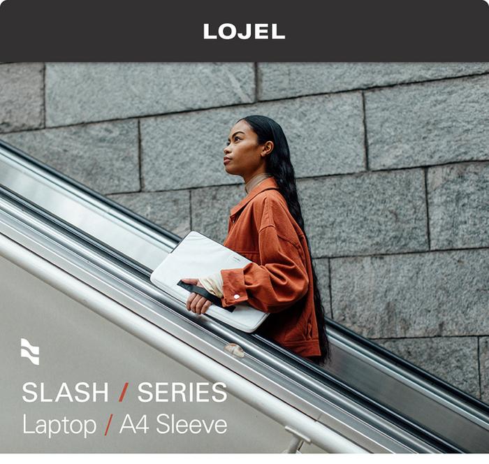 (複製)LOJEL Slash/ 隨身包/盥洗包 (黑色)