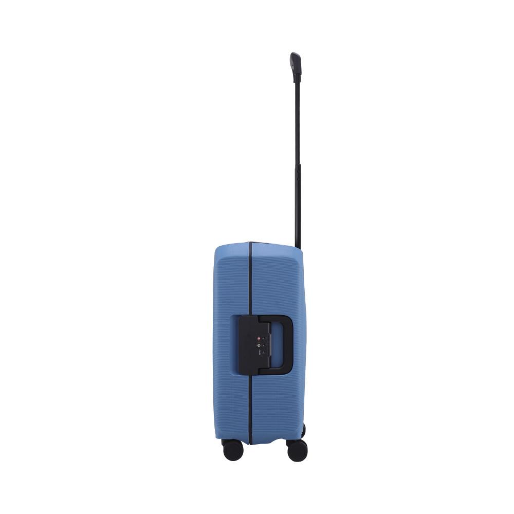 LOJEL|VOJA  PP框架扣鎖行李箱 21吋登機箱 (藍色)