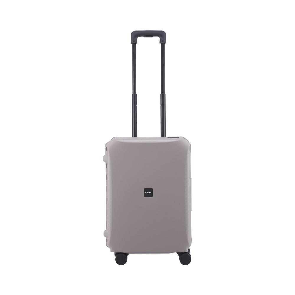 LOJEL|VOJA  PP框架扣鎖行李箱 21吋登機箱 (灰色)