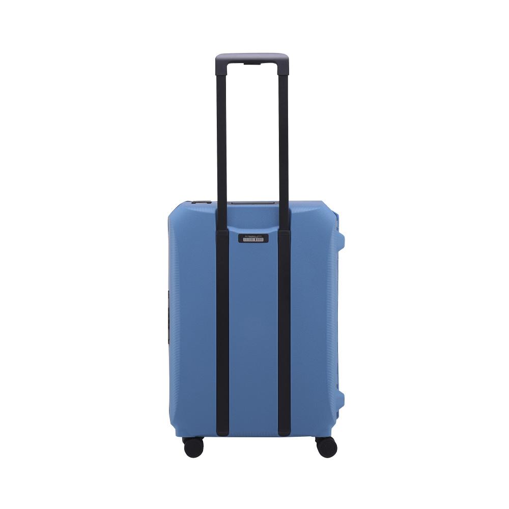 LOJEL VOJA  PP框架扣鎖行李箱 26吋 (藍色)