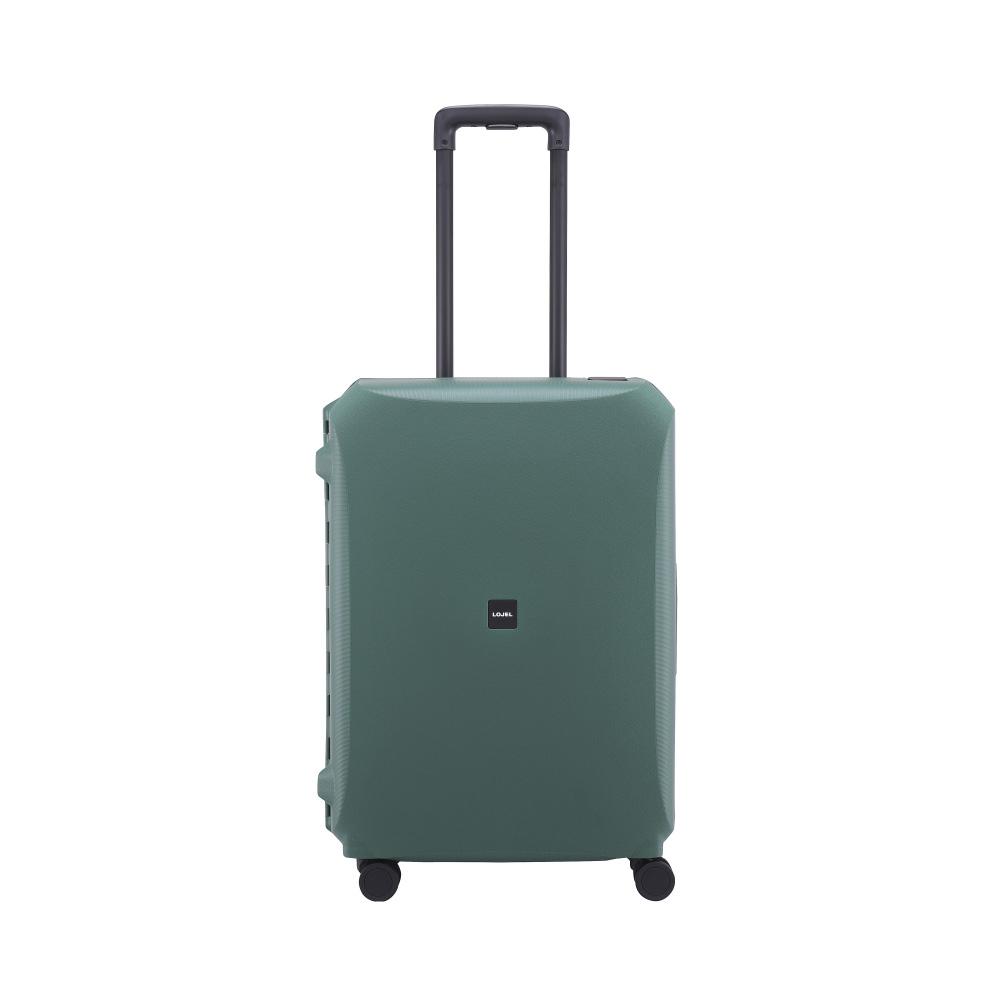 LOJEL|VOJA  PP框架扣鎖行李箱 26吋 (綠色)
