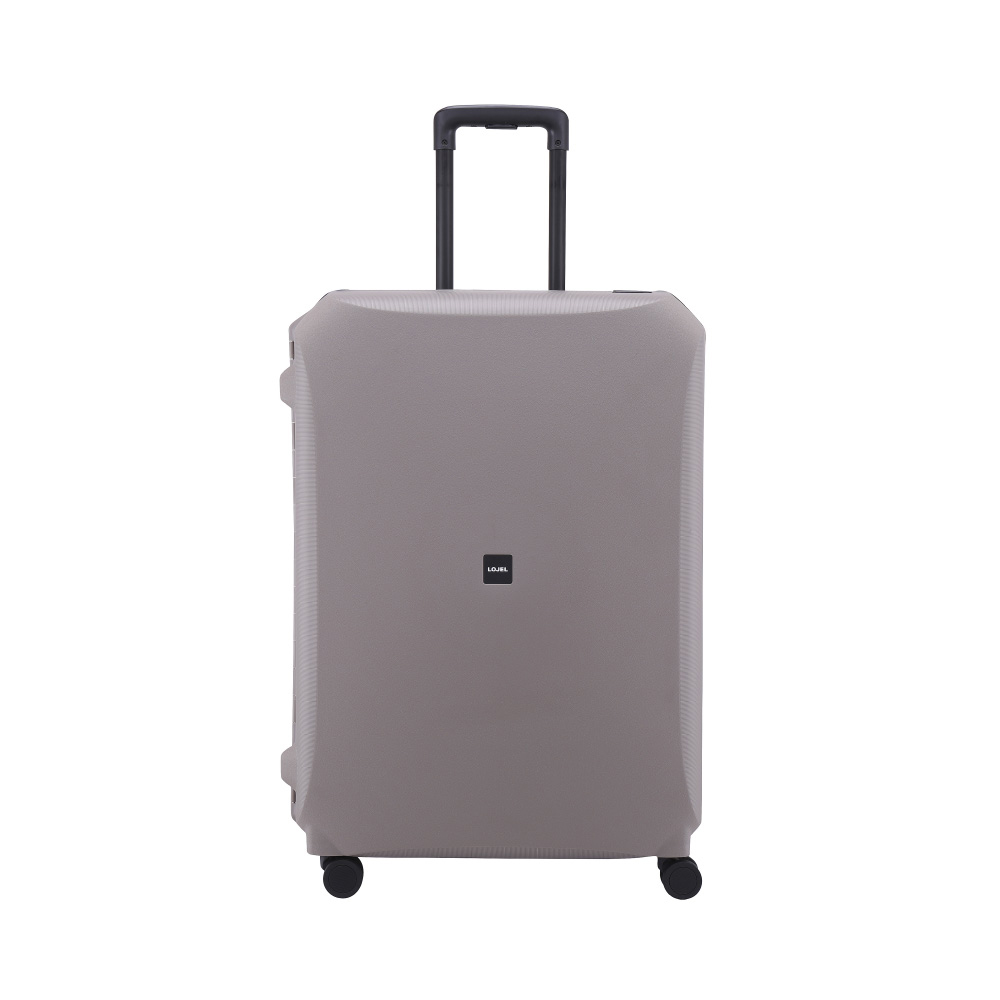 LOJEL VOJA  PP框架扣鎖行李箱 30吋 (灰色)