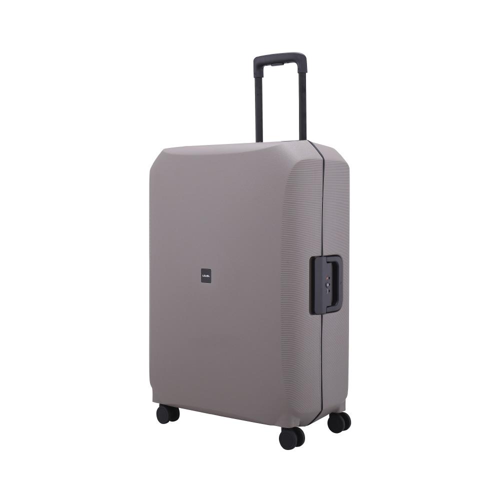 LOJEL|VOJA  PP框架扣鎖行李箱 30吋 (灰色)