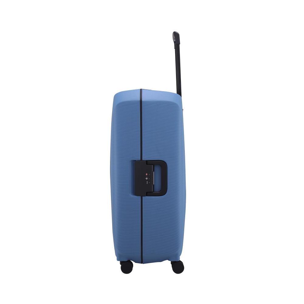 LOJEL|VOJA  PP框架扣鎖行李箱 30吋 (藍色)