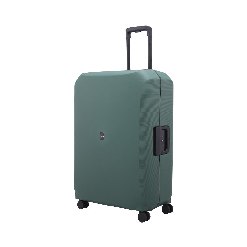 LOJEL VOJA  PP框架扣鎖行李箱 30吋 (綠色)