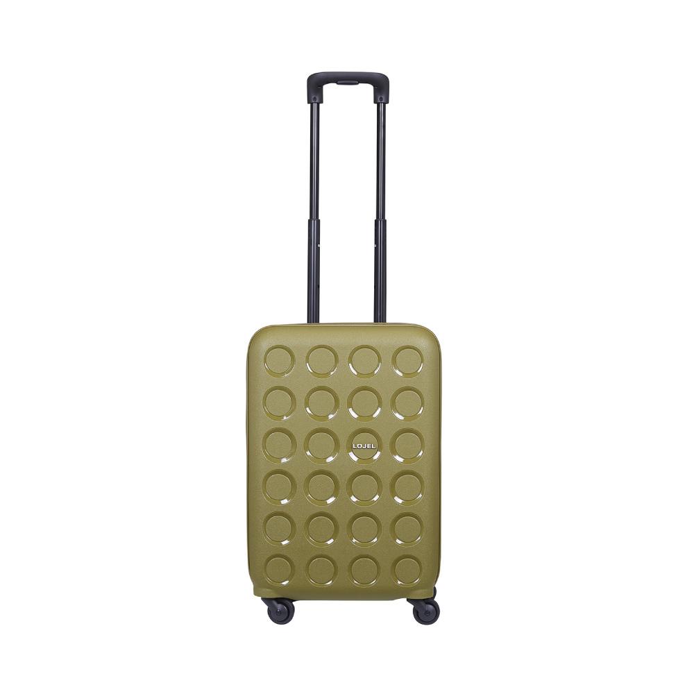 LOJEL VITA PP防盜拉鍊箱 22吋登機箱 (橄欖綠色)
