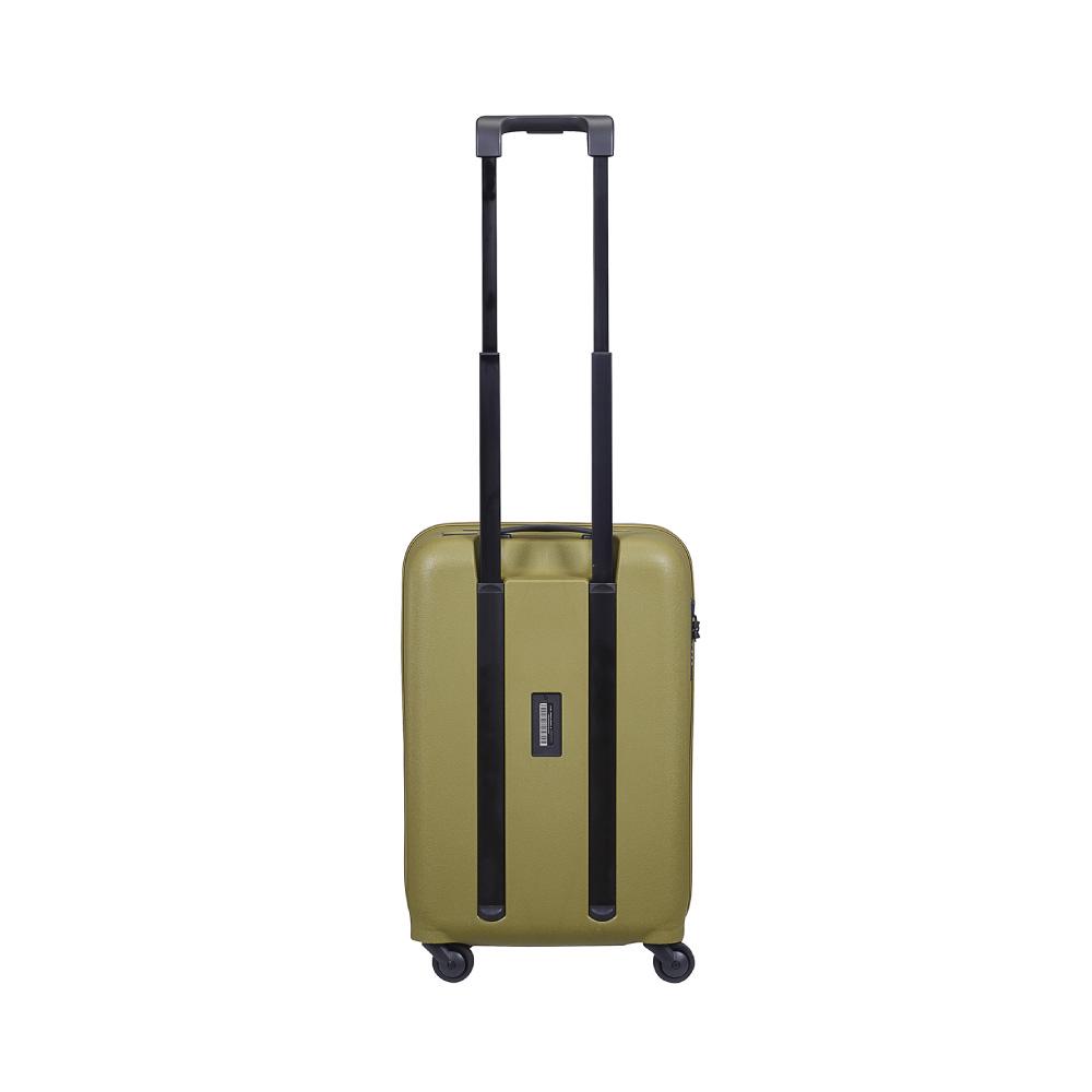 LOJEL|VITA PP防盜拉鍊箱 22吋登機箱 (橄欖綠色)