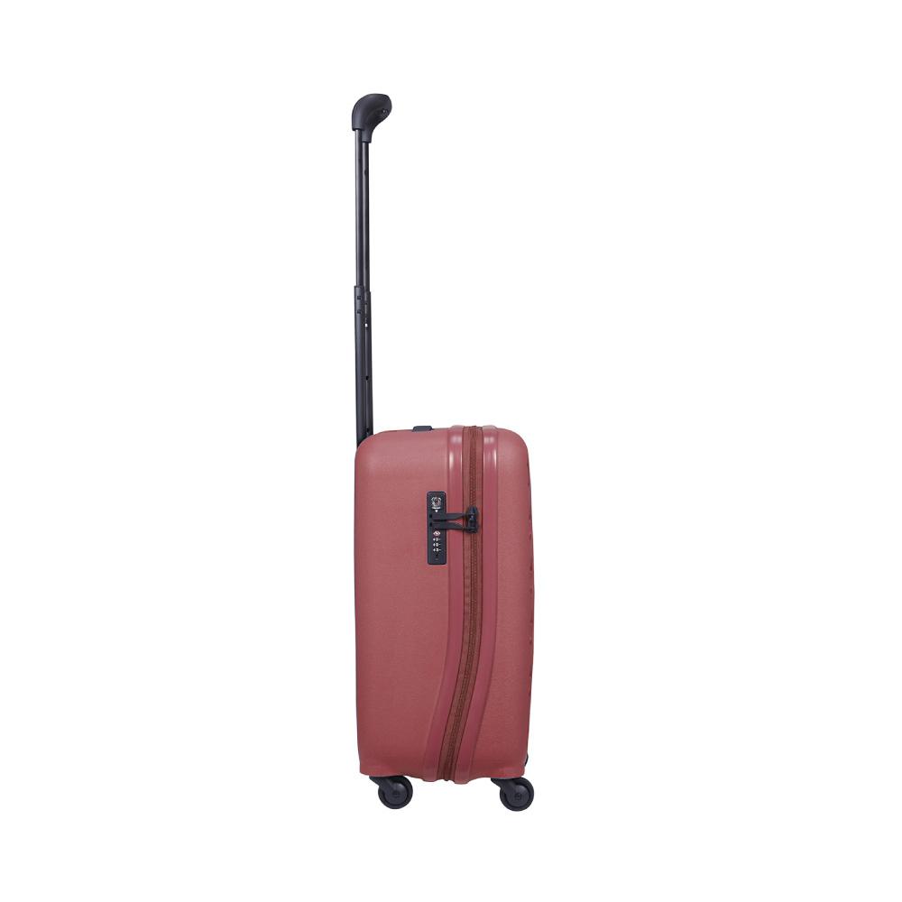 LOJEL|VITA PP防盜拉鍊箱 22吋登機箱 (瑪薩拉紅色)