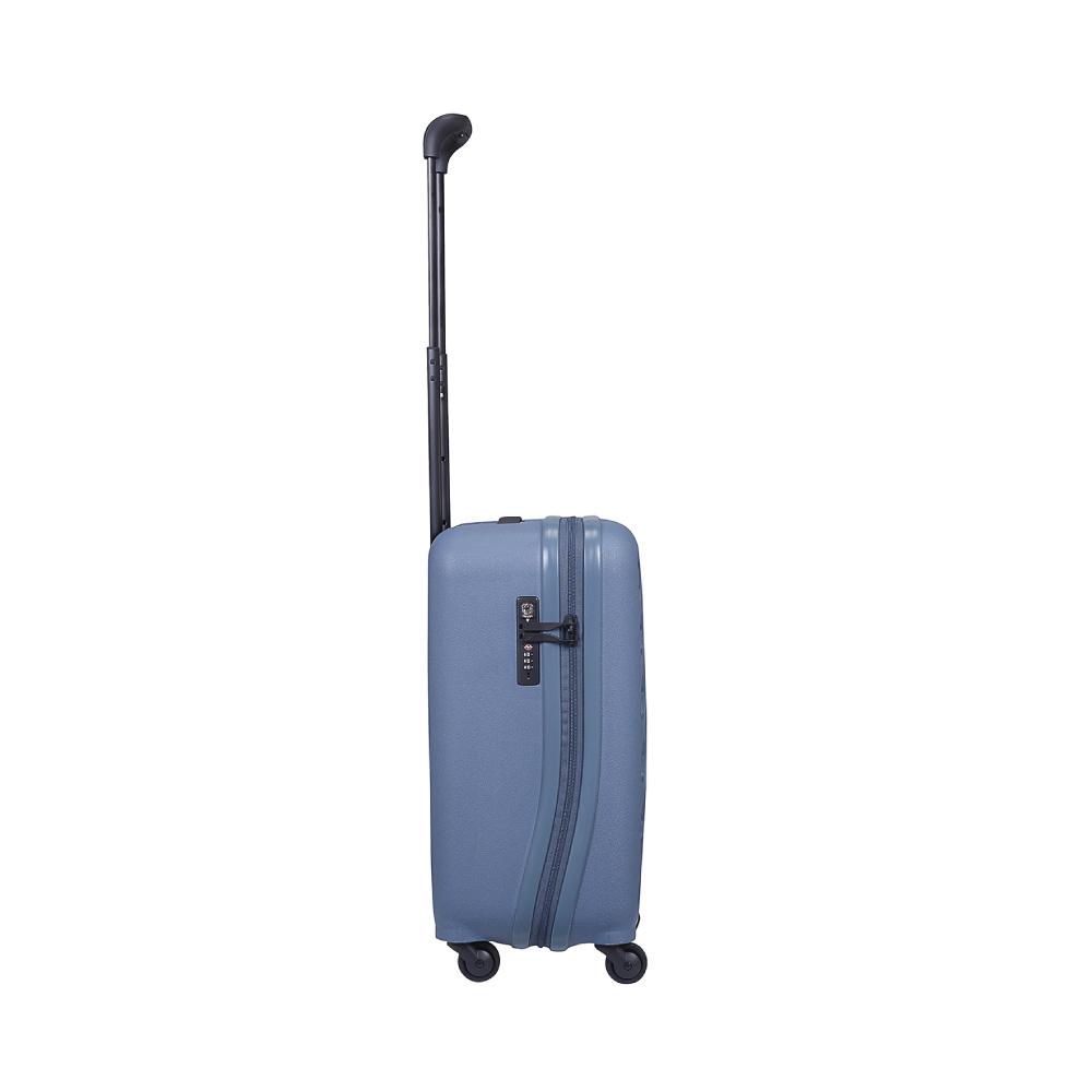 LOJEL|VITA PP防盜拉鍊箱 22吋登機箱 (鋼藍色)
