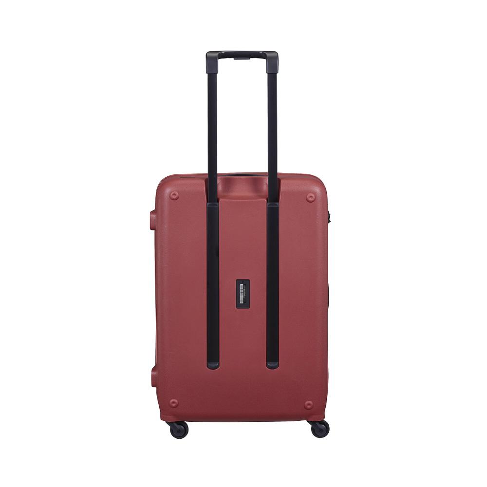 LOJEL|VITA PP防盜拉鍊箱 28吋行李箱 (瑪薩拉紅色)