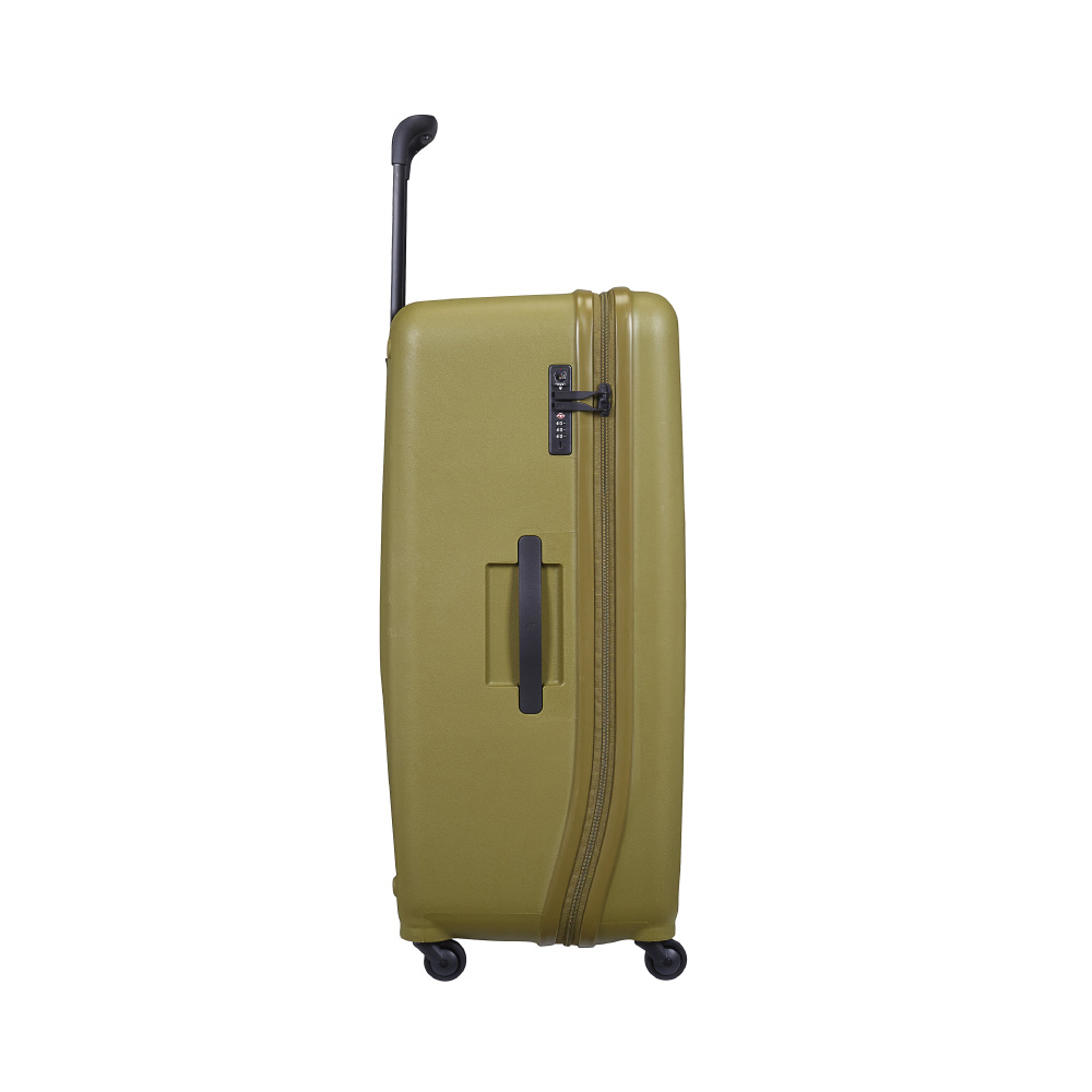 LOJEL VITA PP防盜拉鍊箱 32吋行李箱 (橄欖綠色)