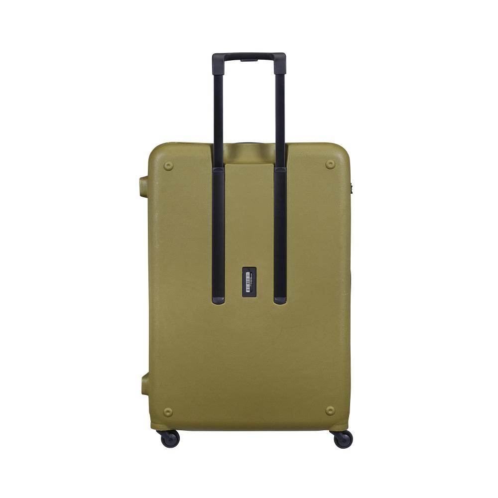 LOJEL|VITA PP防盜拉鍊箱 32吋行李箱 (橄欖綠色)
