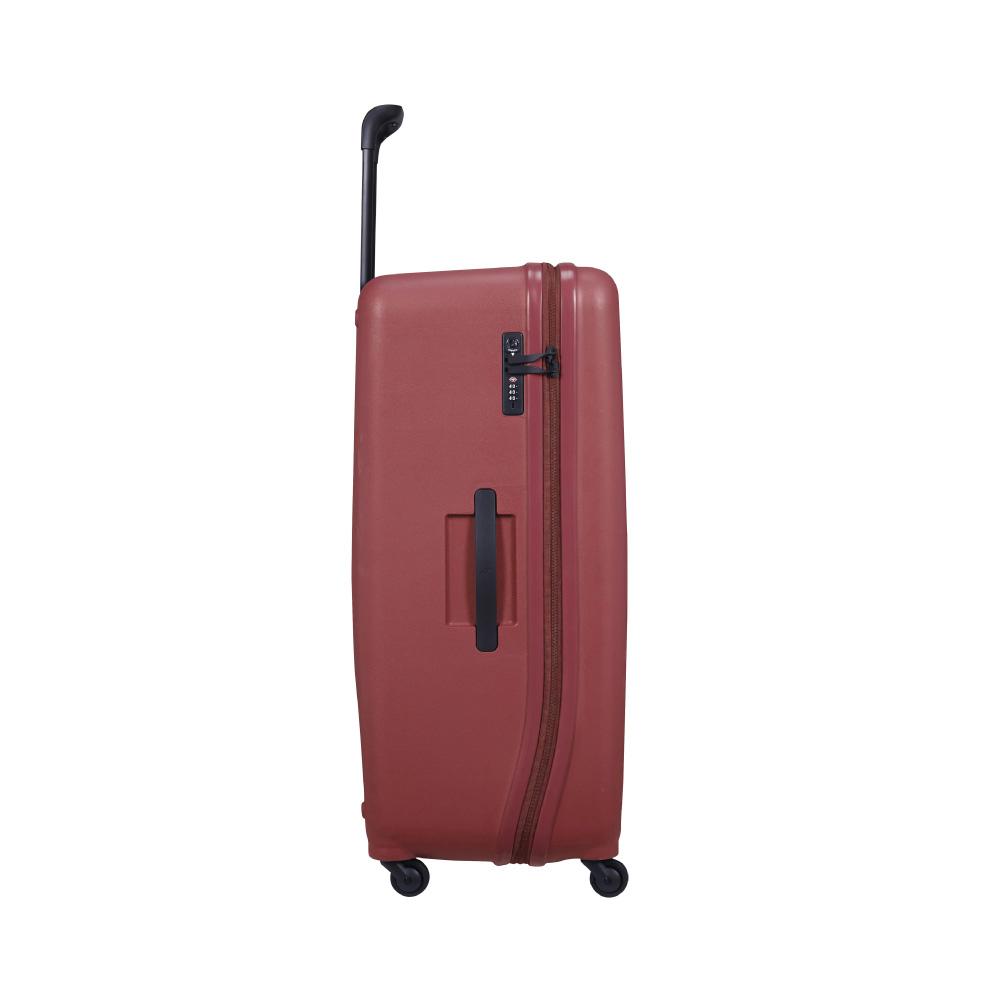 LOJEL|VITA PP防盜拉鍊箱 32吋行李箱 (瑪薩拉紅色)