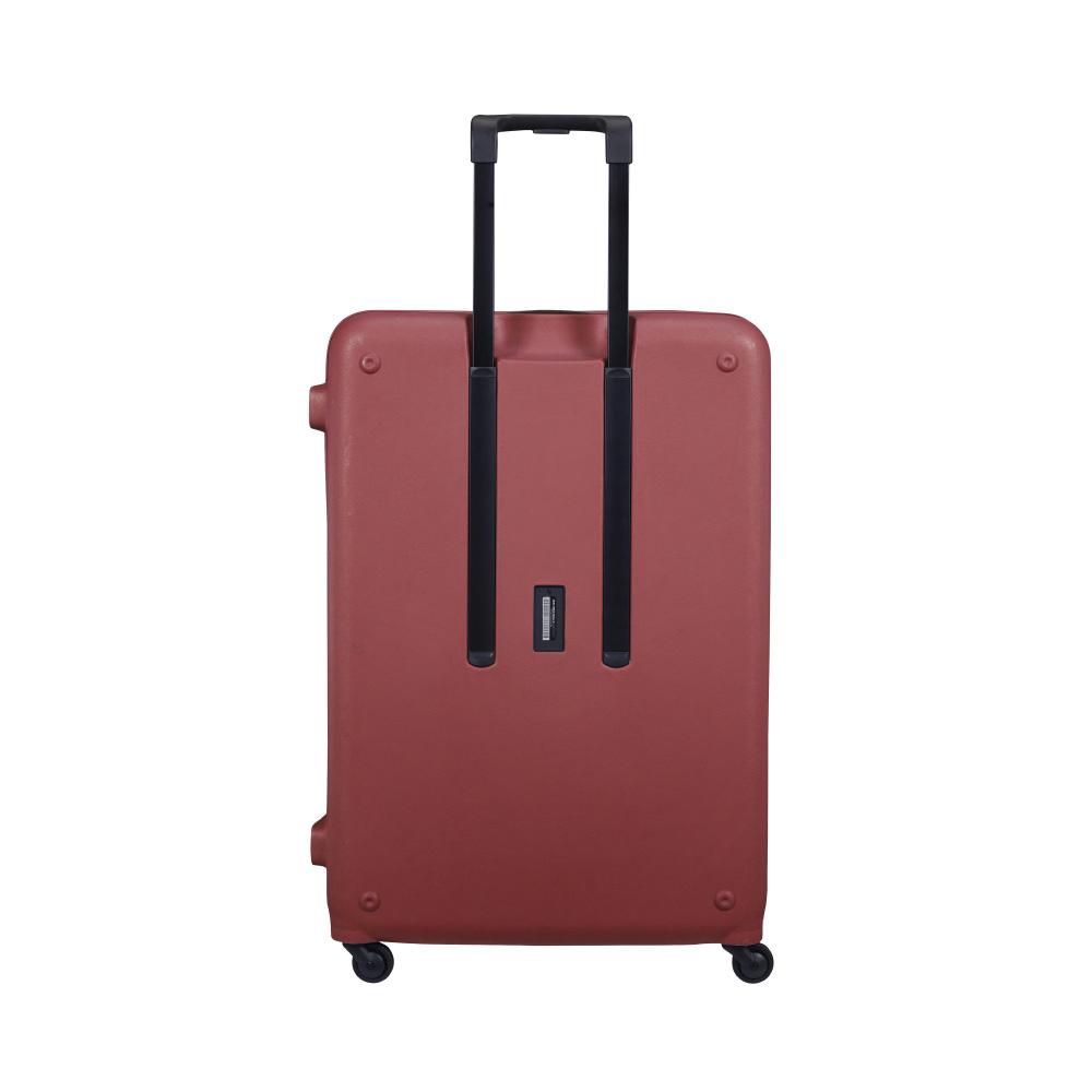 LOJEL VITA PP防盜拉鍊箱 32吋行李箱 (瑪薩拉紅色)